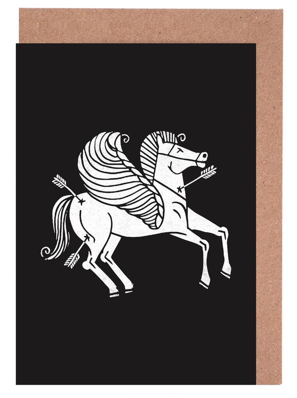, Animal Of War -Grußkarten-Set