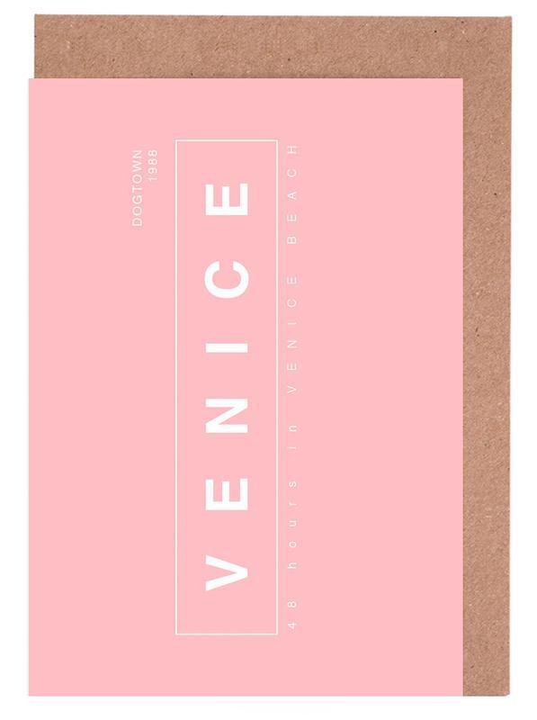 Venice Greeting Card Set