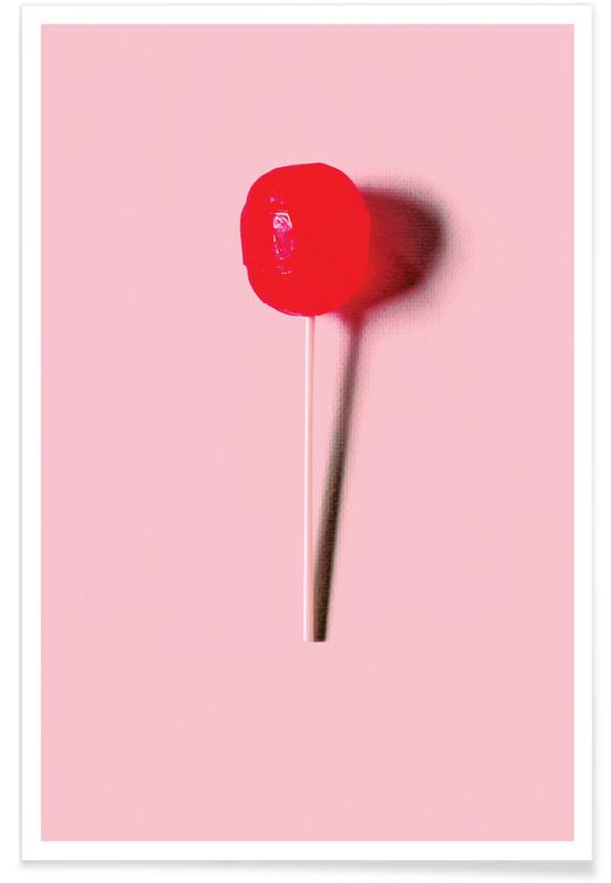 Lollipops, Popstick -Poster