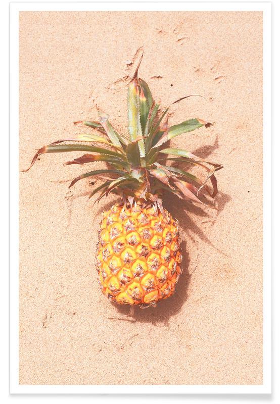 Ananas, Tropitone affiche