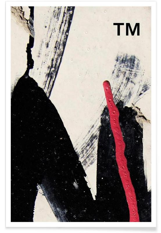 , Rise (Mixed Media) Poster