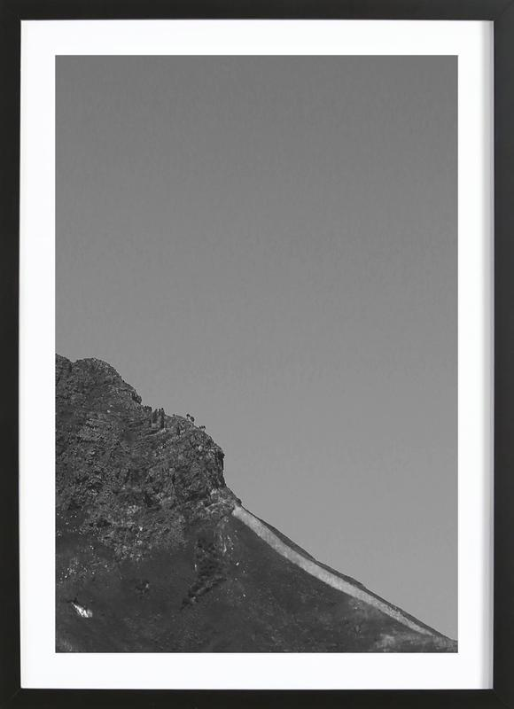 Familiar Imposition (Western Cape, South Africa) Framed Print
