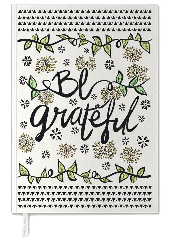 Be Grateful agenda