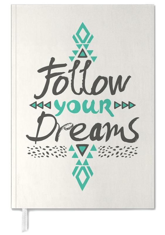 Follow Your Dreams -Terminplaner