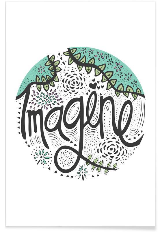 , Imagine Poster