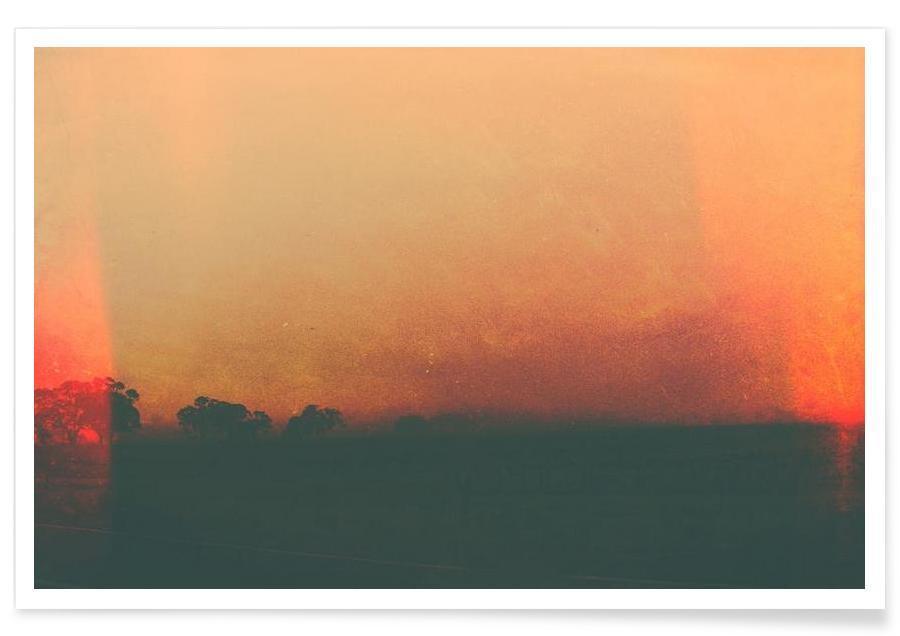 , Morning Fog -Poster