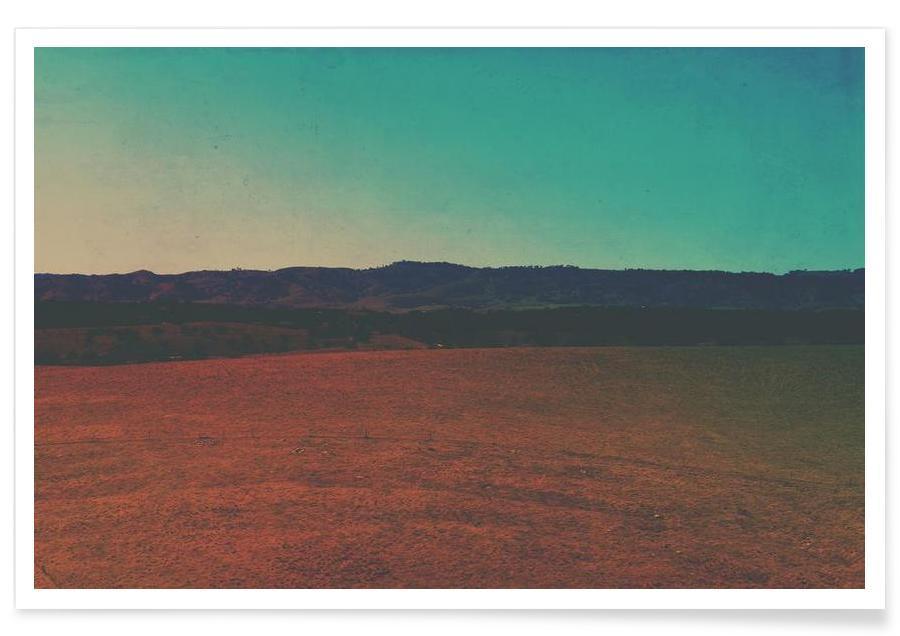 Wüsten, Desert Coffee -Poster