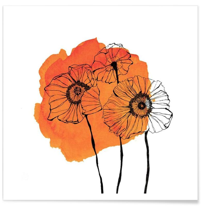 Poppies, Poppies Poster