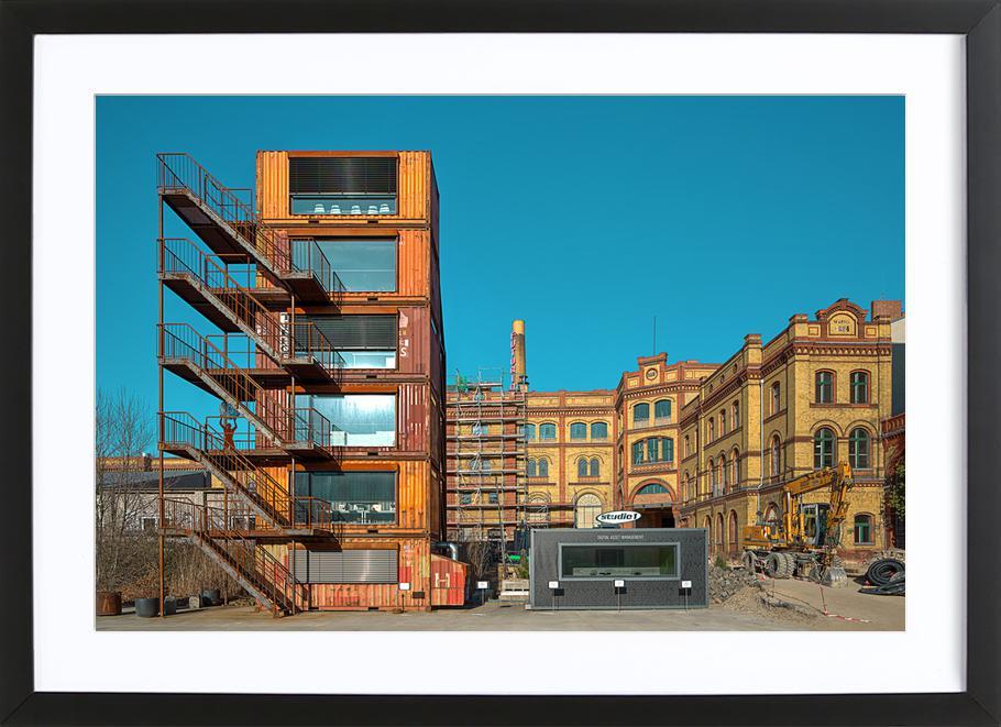 Ottobock Framed Print