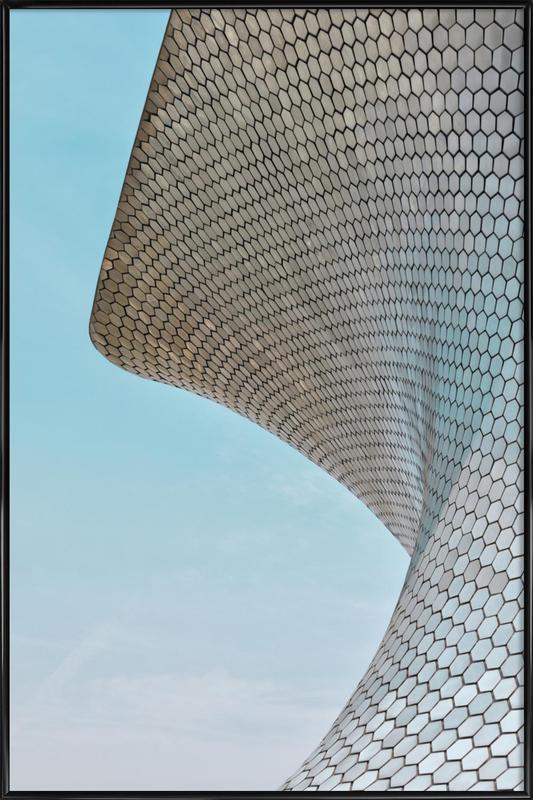 Soumaya 01 -Bild mit Kunststoffrahmen
