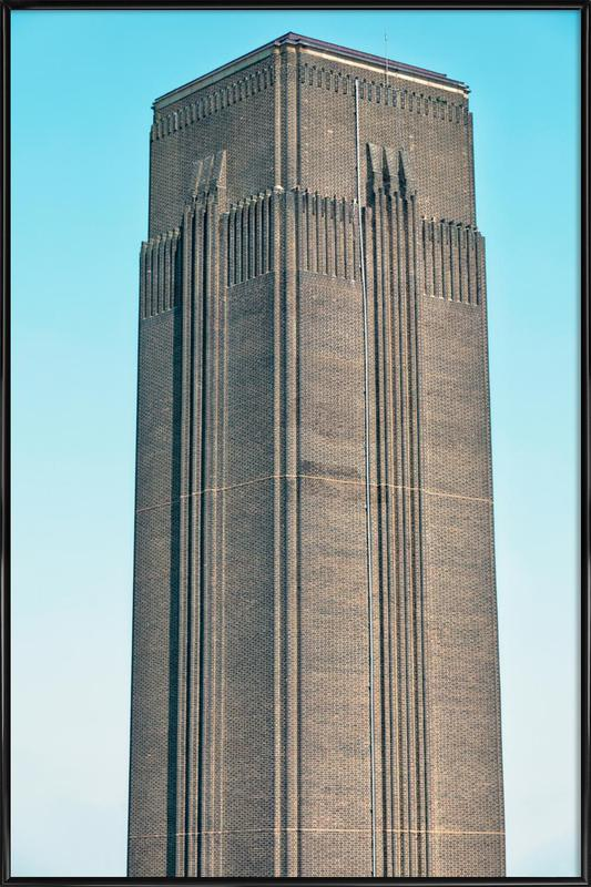 Tate Modern 02 affiche encadrée