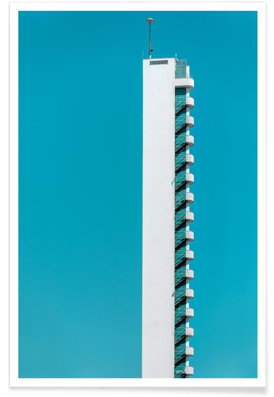 Olympic Tower Poster