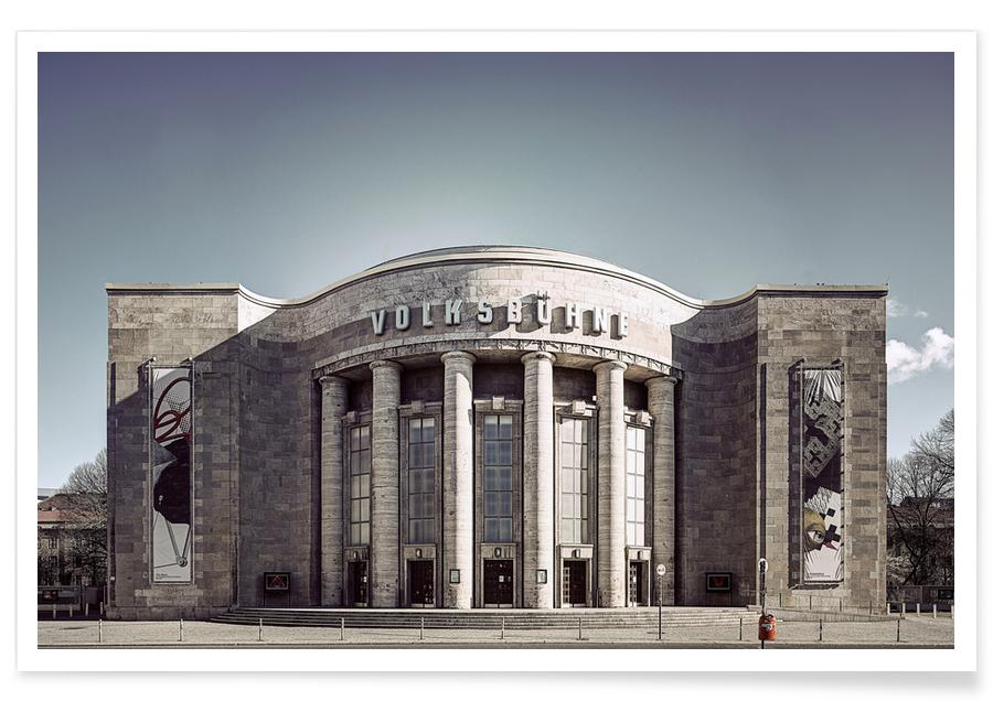 Berlin 2020 No 14 affiche