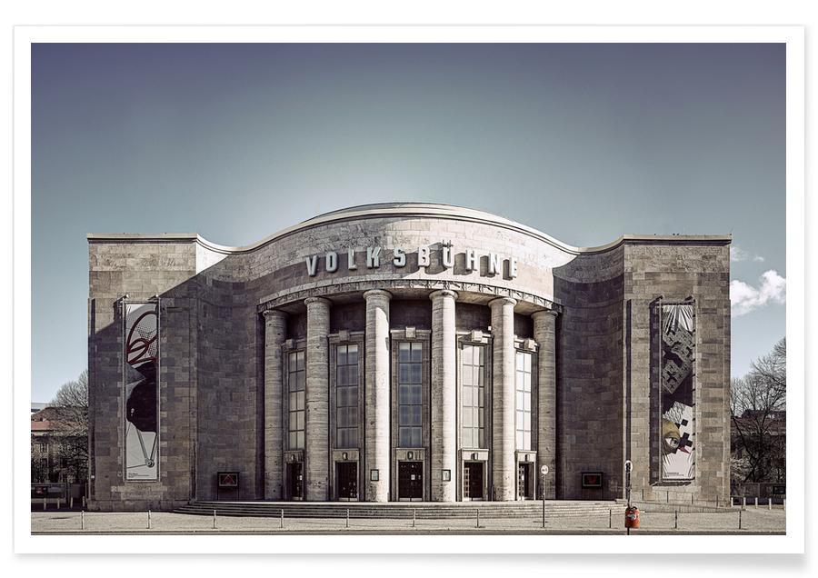 Berlin 2020 No 14 poster