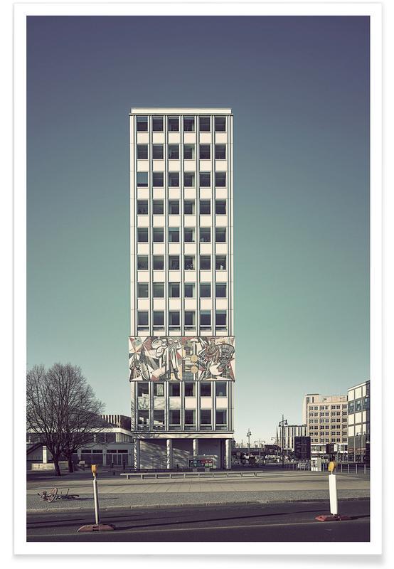 Berlin 2020 No 02 affiche
