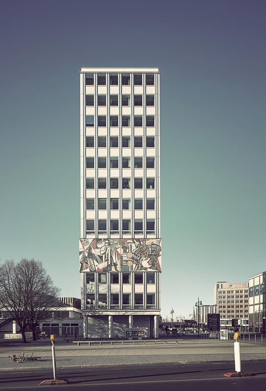 Berlin 2020 No 02 Impression sur alu-Dibond