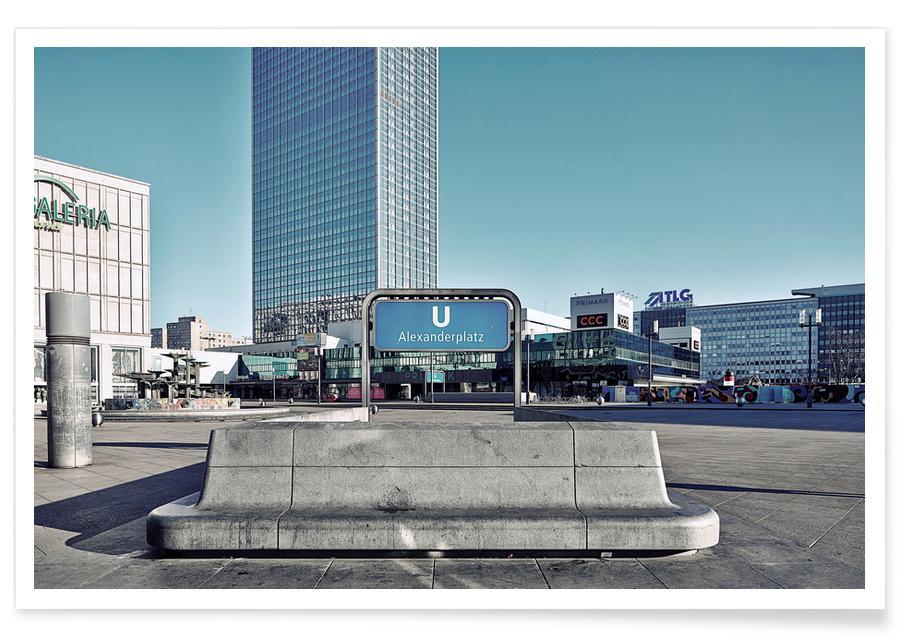 , Berlin 2020 No 17 poster