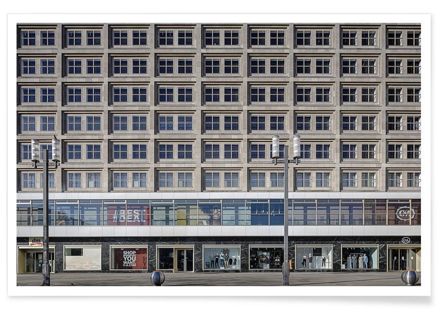 Berlin 2020 No 03 affiche