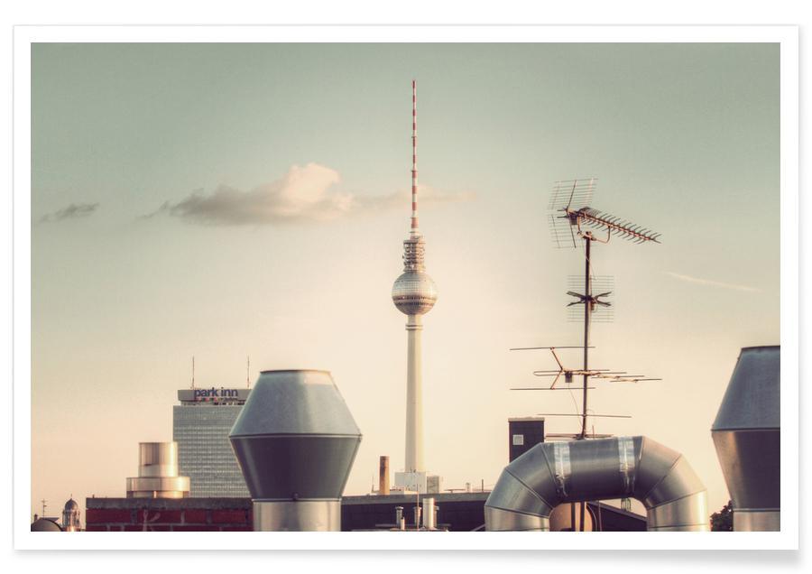 Berlin, Monuments et vues, Dach affiche