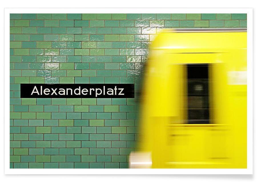 Reaching Alex Poster