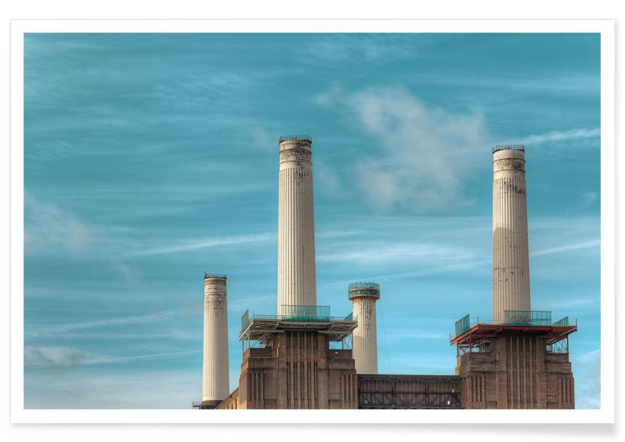 Battersea Power Station Poster