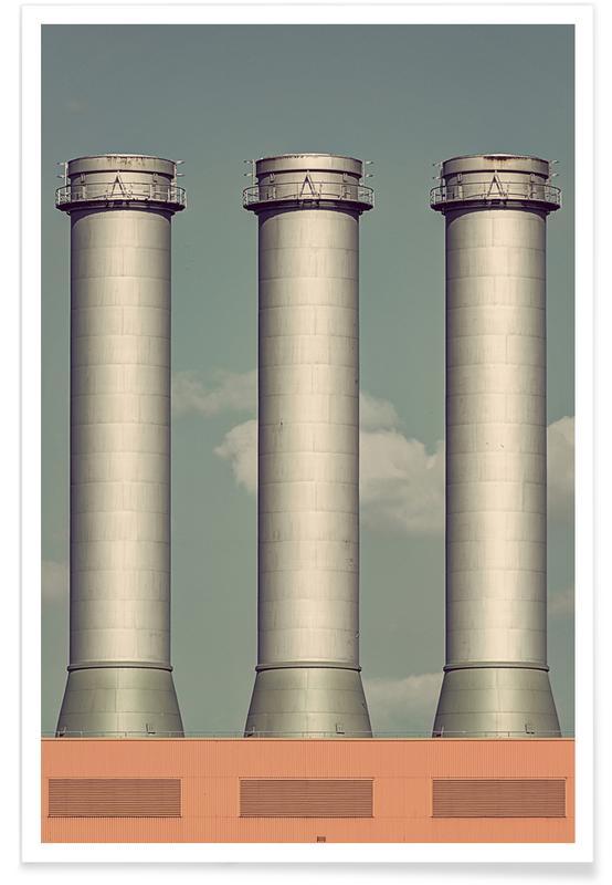 Berlin, Kraftwerk -Poster