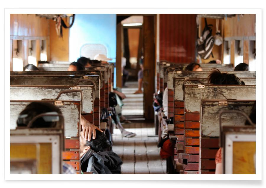 Trains, Ordinary Class No. 1 Poster