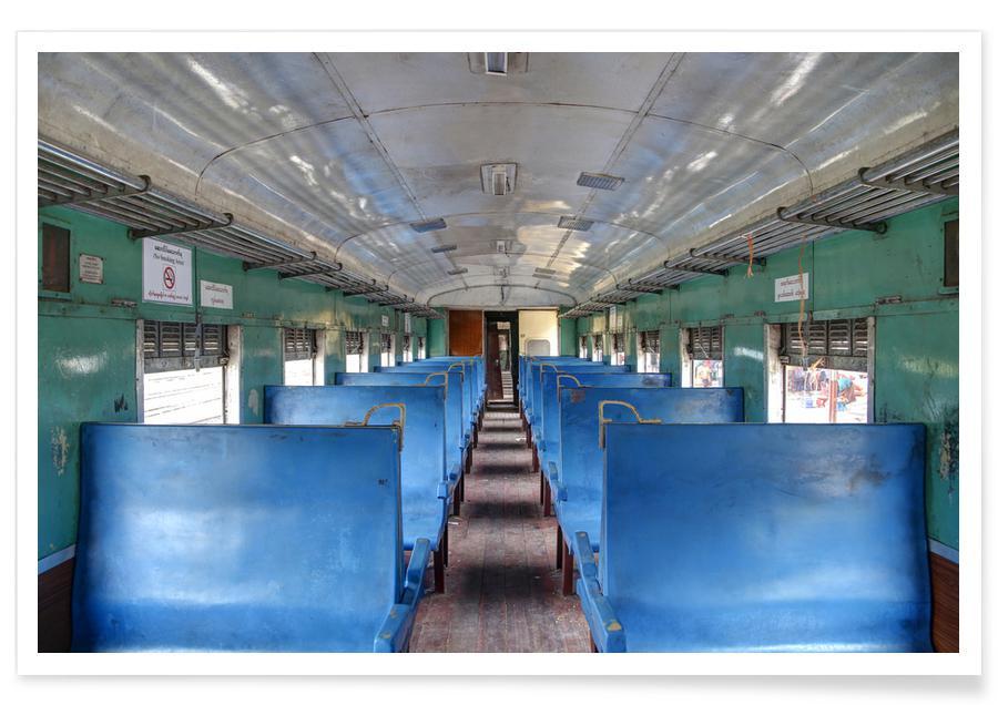Trains, Ordinary Class No. 2 Poster