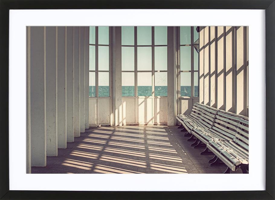 Ostsee Framed Print