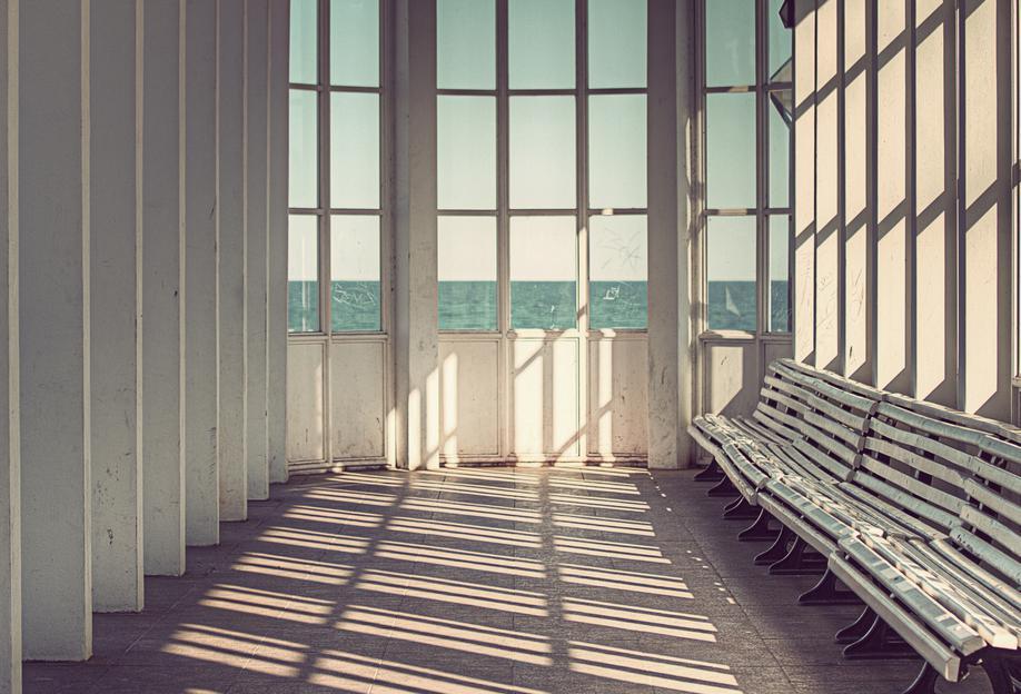 Ostsee -Acrylglasbild
