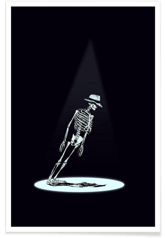 Noir & blanc, Anti Gravity affiche