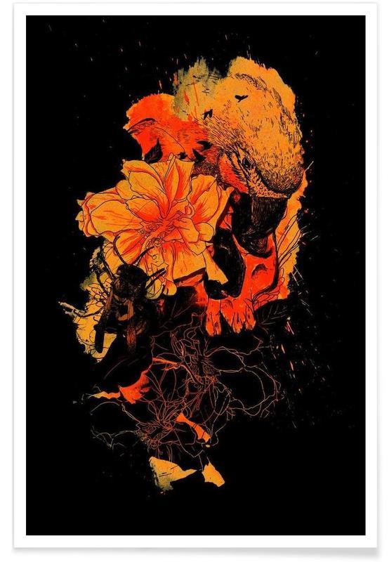 , Pollination affiche