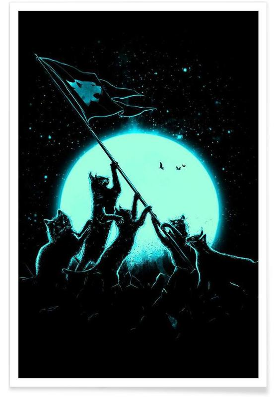 Katten, Freedom Cats poster
