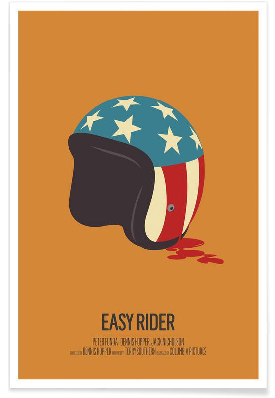 Canvas print photo print wall art home decoration film Easy Rider