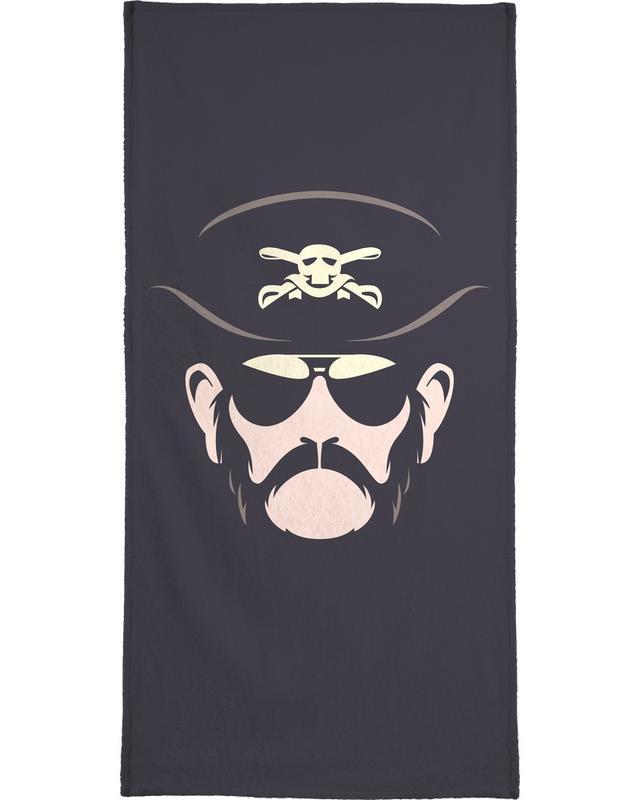 Rock, Lemmy -Handtuch