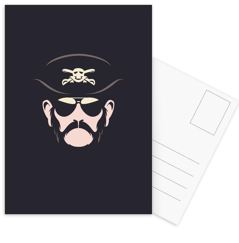 Lemmy Postcard Set