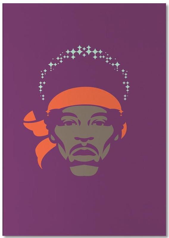 Jimi Hendrix, Rock, Hendrix Notepad