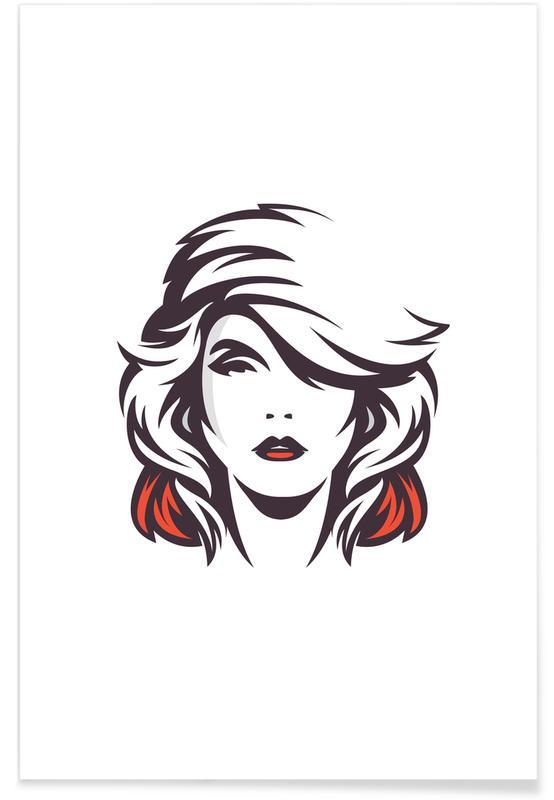 , Debbie Harry poster