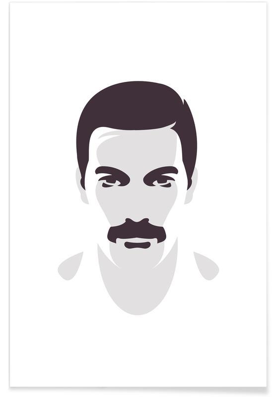 , Freddie Poster
