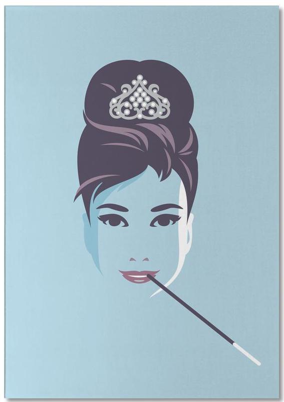 Audrey Hepburn, Audrey Notepad