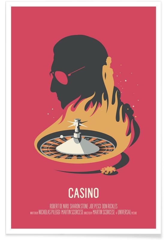 , Casino Poster