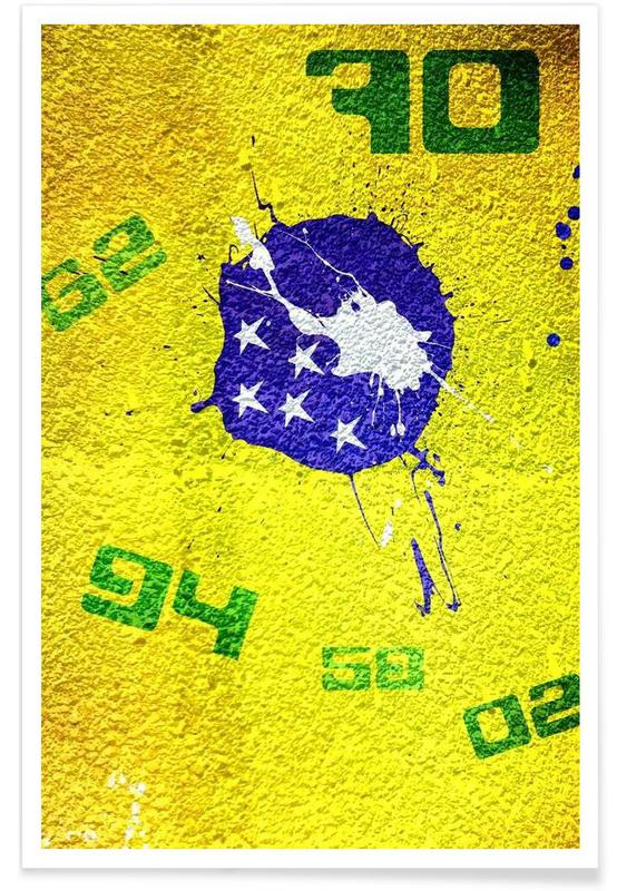 Brazil affiche