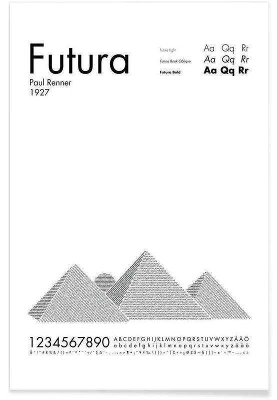 Futura affiche