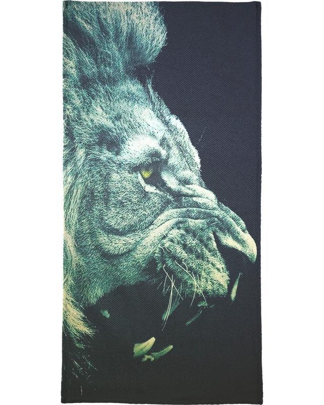 Lions, Lion serviette de bain