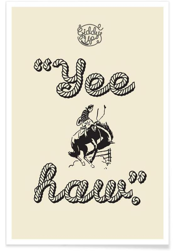 Yee Haw Poster