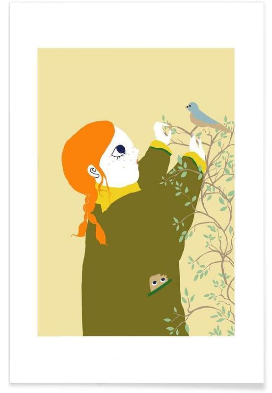 , Bird II affiche