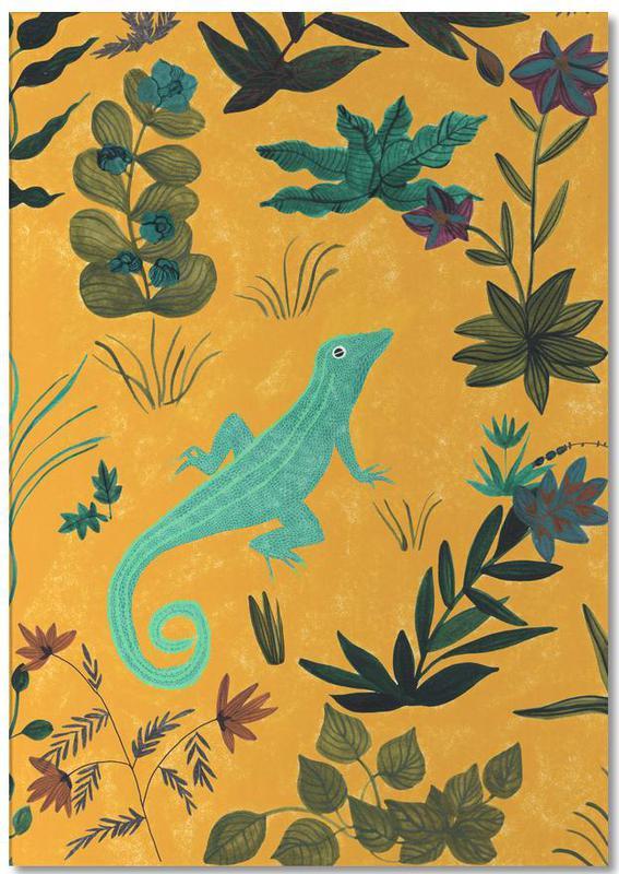 Lizard bloc-notes