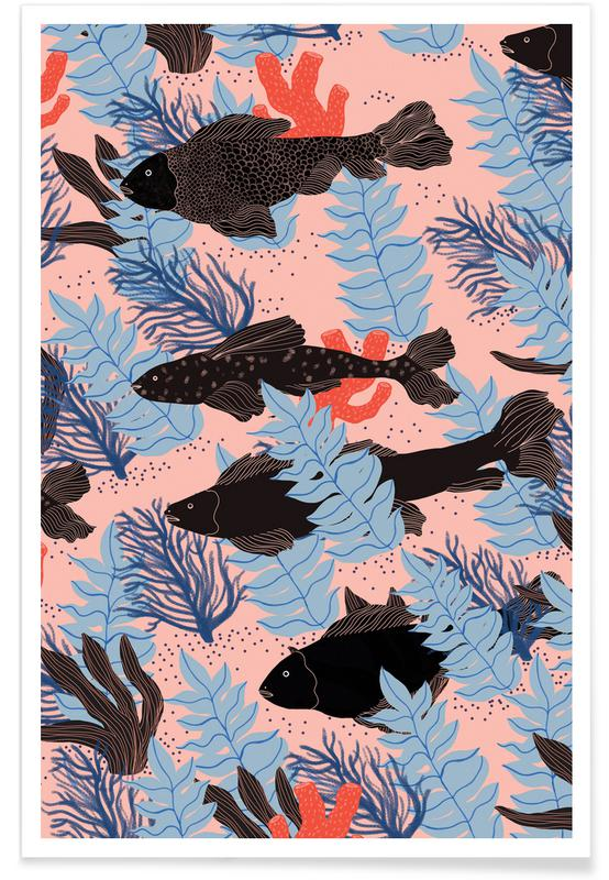 Fish, Fishes Poster