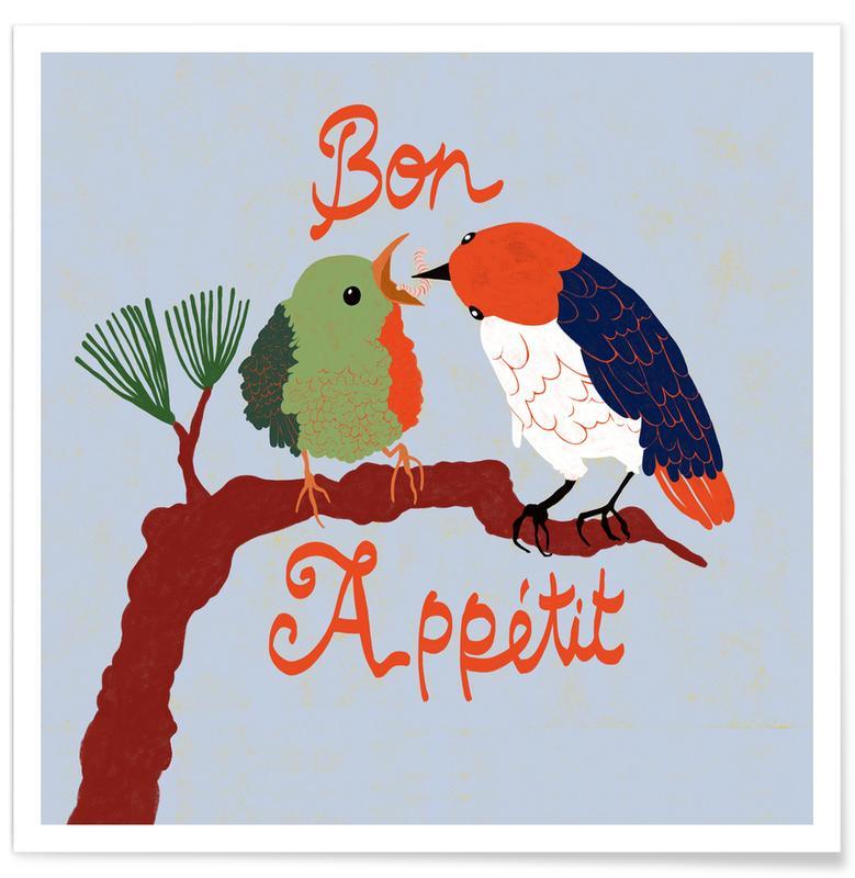 Bon Appétit -Poster