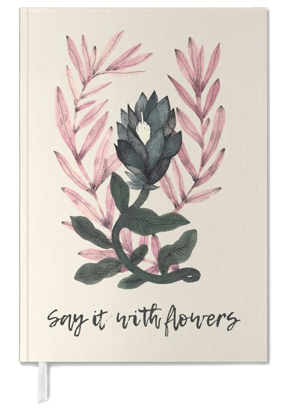 Say It With Flowers Personal Planner